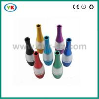 China Bowling atomizer rebuildable atomizer Colorful Vase tank clearomizer E Cigarette on sale