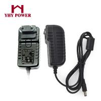 Quality 12v 1.5a 18w Interchangeable Plug Power Adapter With EURO US UK AUS Version wholesale