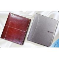Quality Notebook » Faux/PU/ Cow Leather Hardcover Notebook wholesale