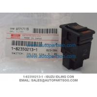 Quality Idling Control Electric Switch IDLING CON 1-82350213-1 wholesale