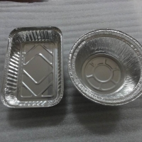 China Restaurant 1000 Catering Aluminium Foil Pie Dishes on sale