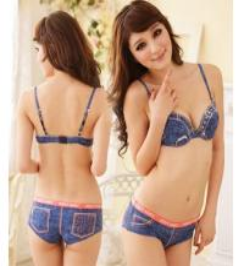 Quality cute underwear set wholesale