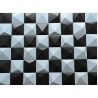 Quality PVC Material Waterproof Exterior 3D Wall Panels Outdoor Wall Covering Stone Wall Background wholesale