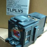 Quality projector lamps TLPLPV5 for toshiba SW25 wholesale