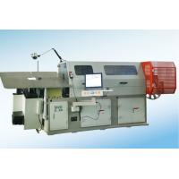 Quality Integrated All In One Steel Wire Bending Machine With Electric Control System wholesale