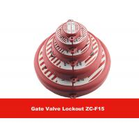 Cheap Biggest Size Suitable for 254mm - 330mm Valve Rod Security Gate Valve Lock Out for sale