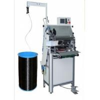 China Multi Function Automatic Coil Forming Machine , Spiral Notebook Binding Machine on sale