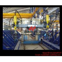 Cheap Steel Structure H Beam Welding Machine for Automated Production Line High for sale