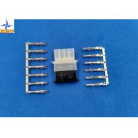 Quality 5.08mm Pitch Female Connector  Male Crimp Housing 4 Circuits with tin-plated Brass Contact wholesale