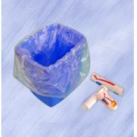 Quality HDPE Trash bag star sealed bag on roll wholesale