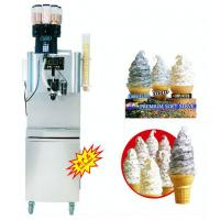 Quality BQL-QQ8 Commercial Rainbow Ice Cream Machine With CE / ROHS 2.2KW wholesale