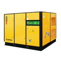 China 220 - 315kw VFD Air Compressor Energy Saving Industry Double Screw Air Compressor on sale