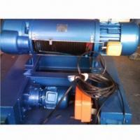 Quality CD1 and MD1 Wire Rope Electric Hoist with 50/60Hz Frequencies wholesale