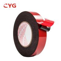 Quality Thermal Insulation Waterproof Recycled Foam Tape Closed Cell Adhesive Sticker wholesale