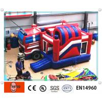 Quality Customized Commercial Inflatable Bouncers Inflatable Slide Bouncer wholesale