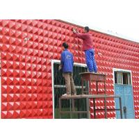 Quality Spa Hotel Waterproof Exterior Wall Decoration 3D Wall Panel  / 3D Decorative Wall Paneling Tiles wholesale