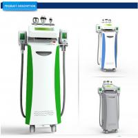 China Cryolipolysis Slimming Machine with Healing first 3min For Improving Blood Circulation on sale