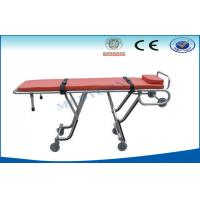 Quality Medical Ambulance Stretcher , Transport Stretcher For Paramedic wholesale