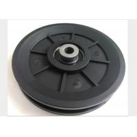 Quality Nylon Gym Pulley Wheels , Exercise Equipment Parts For Fitness Equipment wholesale