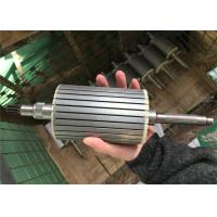 Quality Copper Wire Starter Motor Armature , Dc Motor Armature With Commutator Rotor wholesale