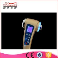 Quality Ultrasonic Photon Therapy Beauty Device Facial Skin Tightening Machine wholesale