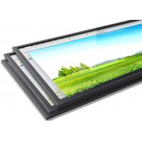 China Portable Customized Led Infrared Multi Touch Screen Panel 62 Inch , EMI / EMC on sale