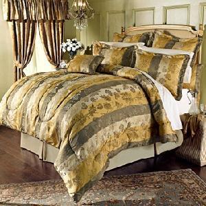 Quality ′San Marino′ Woven Jacquard Comforter Set (HRCS006) wholesale