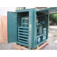 Quality Vacuum Insulating Oil Dehydration Oil Restoration Oil Reclamation Equipment wholesale