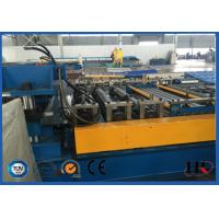 Quality Custom Electric Metal Roll Forming Machines Auto Working Mode wholesale