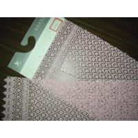 China Embroidery Chemical Lace for Curtains on sale