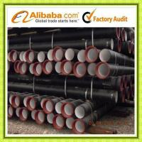 Cheap Tianjin Ductile Cast Iron Pipe for sale