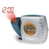 Quality New Dual projections alarm clock radio with back up battery wholesale