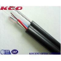Quality Armored Self Supporting Indoor Outdoor Fiber Optic Cable / Optical Fibre Cable wholesale
