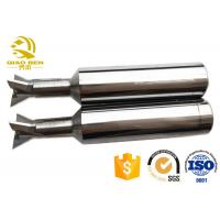 Quality High Speed  Dovetail End Mill Cutter 4 Flute Wood Dovetail Cutter Fast Chip Removal wholesale