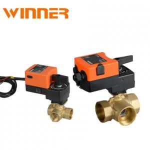 Quality Hisense supplier 3 proportional valve control ball valve for HVAC wholesale