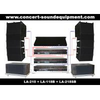 "Quality 480W Q1 Line Array Speaker System With Horn Loaded dual 18"" Subwoofer wholesale"