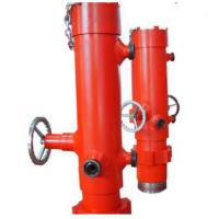 Carbon Steel Forging Downhole Drilling Tools Drill Pipes Mud Saver / Mud Bucket for sale