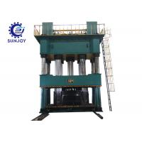 Quality High Precision Automatic Hydraulic Press Machine Low Noise Touch Screen PLC Control wholesale
