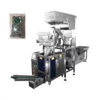 Quality Nut / Bolt Counting And Packing Machine 30-70bags/Min Stainless Steel Material wholesale