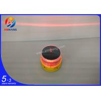 Quality AH-LS/L Red Solar LED Navigation Boat Use Port Light wholesale