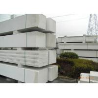 Quality Autoclaved Aerated Concrete Blocks Making Plant Block Making Equipment Fire Resistant Sound Proof wholesale