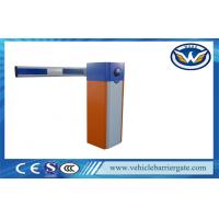 Manual Release Car Parking Barrier Gate Security Safety Fast Speed