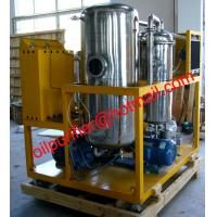 Quality Stainless Steel Type Lube Oil Purification Unit, Hydraulic Oil Polishin management wholesale