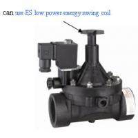 Quality Pilot Operated Plastic Solenoid Valve 1/2 Inch Solenoid Valve For Irrigation System wholesale
