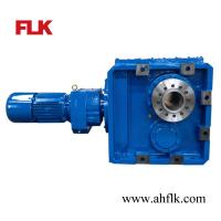 China Standard Helical Bevel Gear Boxes & Geared Motors on sale