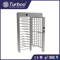 Quality Full Height Electronic Turnstile Gates Minimal Maintenance For Stadiums wholesale