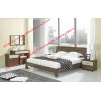 Cheap Fasthotel Furniture bedroom suite by queen size bed and dresser with mirror for sale