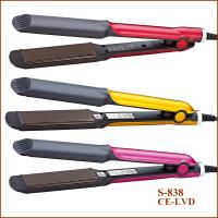 Quality China professional Hair Flat Iron with With CE Certificate for household use or salon use wholesale wholesale