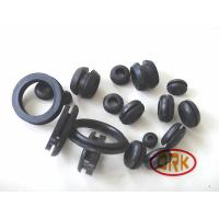 Buy cheap NBR Molded Rubber Parts High Temperature Resistance , Auto Rubber Parts 70 from wholesalers