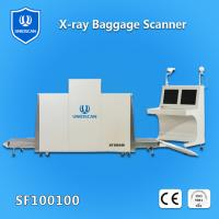 Quality Airport X Ray Baggage Scanner with high sefinition scanned images wholesale